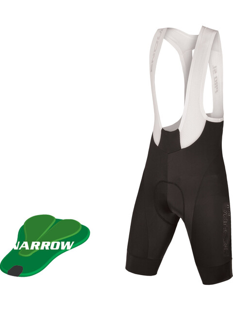Endura Pro SL II 700 Series Bibshorts Men narrow pad black